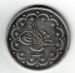 Монета > 20курушей, 1839 - Османская империя  (Старый тип) - obverse