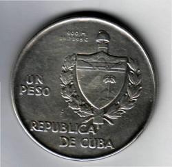 מטבע > 1פסו, 1934-1939 - קובה  - obverse