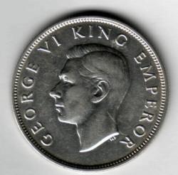 Монета > ½кроны, 1940 - Новая Зеландия  (100 лет Новой Зеландии) - obverse