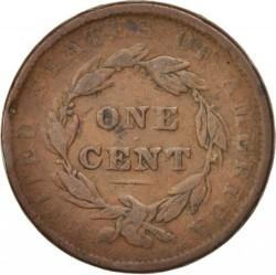 Moneda > 1centavo, 1816-1839 - Estados Unidos  - reverse