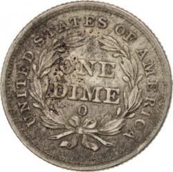 Munt > 1dime, 1837-1838 - Verenigde Staten  (Seated Liberty Dime) - obverse