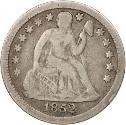 سکه > 1دایم, 1838-1853 - ایالات متحده آمریکا  (Seated Liberty Dime) - reverse