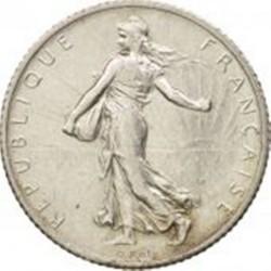 سکه > 1فرانک, 1898 - فرانسه  - obverse
