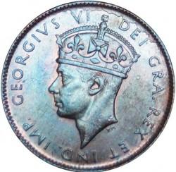 Moneta > 1centesimo, 1938-1947 - Newfoundland  - obverse