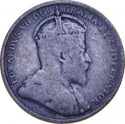 Монета > 9піастрів, 1907 - Кіпр  - obverse