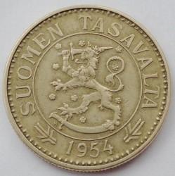 Münze > 50Mark, 1954 - Finnland  - obverse