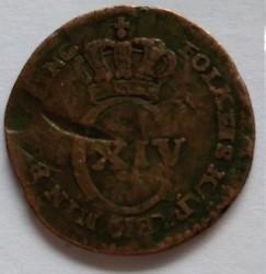 Монета > ⅙скилинг, 1830-1831 - Швеция  - reverse