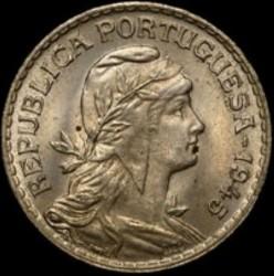 Moneta > 20avosų, 1945 - Portugalijos Timoras  - obverse