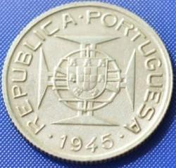 Moneta > 50avosų, 1945-1951 - Portugalijos Timoras  - obverse