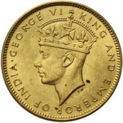 Coin > 1farthing, 1938-1947 - Jamaica  - obverse