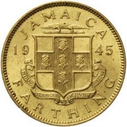 Coin > 1farthing, 1938-1947 - Jamaica  - reverse