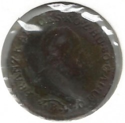 Moneda > ¼kreuzer, 1812 - Àustria  - obverse
