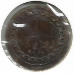 Moneda > ¼kreuzer, 1812 - Àustria  - reverse