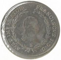 Монета > 20кройцера, 1811-1816 - Австрия  - obverse