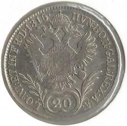 Монета > 20кройцера, 1811-1816 - Австрия  - reverse
