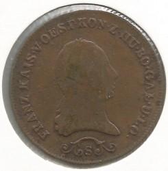 Monedă > 3сreițari, 1812 - Austria  - reverse