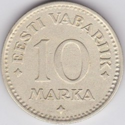 Munt > 10marka, 1925 - Estonië  - reverse