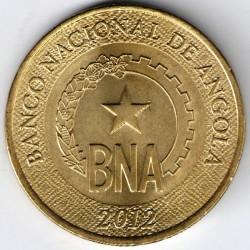 Moeda > 1kwanza, 2012 - Angola  - obverse