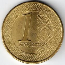 Moeda > 1kwanza, 2012 - Angola  - reverse