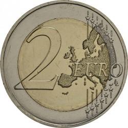 Монета > 2евро, 2017 - Мальта  (Доисторические места Мальты - Хаджар-Ким) - reverse