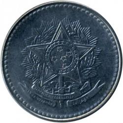 Coin > 10cruzados, 1987-1988 - Brazil  - obverse