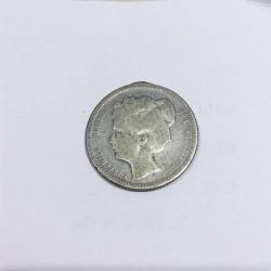 Monēta > 25centi, 1898-1906 - Nīderlande  - obverse