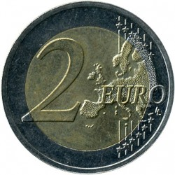 Coin > 2 euro, 2016 - Lithuania  (Baltic Culture) - obverse