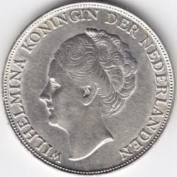Монета > 1гульден, 1944 - Кюрасао  - obverse