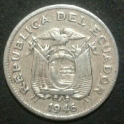 Pièce > 10centavos, 1946 - Équateur  - reverse