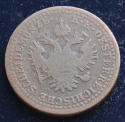 Mynt > 2kreuzer, 1851 - Østerrike  - obverse
