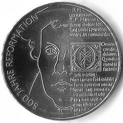 Moeda > 20euro, 2017 - Alemanha  (500th Anniversary of Reformation) - reverse