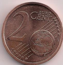 Moneda > 2céntimos, 2017 - Alemania  - reverse
