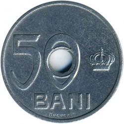 Pièce > 50bani, 1921 - Roumanie  - reverse