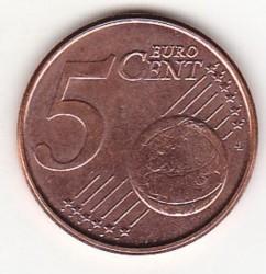 Münze > 5Eurocent, 2014-2019 - Belgien  - reverse