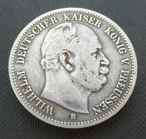2 Mark 1876 1884 Deutsches Kaiserreich Münzen Wert Ucoinnet