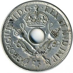Монета > 1шиллинг, 1938-1945 - Новая Гвинея  - obverse