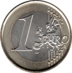 Münze > 1Euro, 2017-2019 - San Marino  - obverse