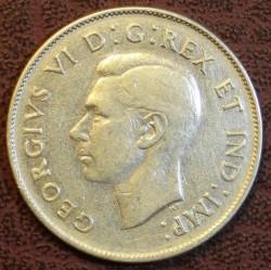 Moneta > 50centų, 1937-1947 - Kanada  - obverse