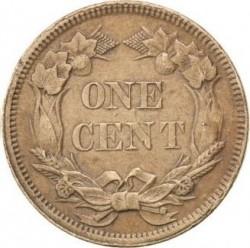 Moneda > 1centavo, 1857-1858 - Estados Unidos  (Flying Eagle Cent) - reverse