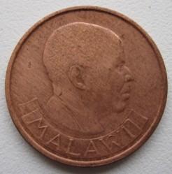 Монета > 2тамбалы, 1984-1994 - Малави  - obverse