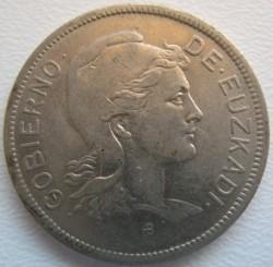 Монета > 2песеты, 1937 - Испания - Гражданская война  - reverse