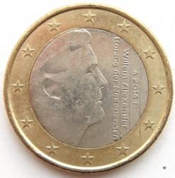 Münze > 1Euro, 2014-2018 - Niederlande  - obverse