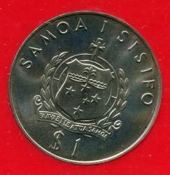 Monedă > 1tala, 1984 - Samoa  (XXIII summer Olympic Games, Los Angeles 1984) - obverse