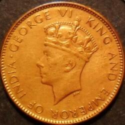 Coin > 1cent, 1937-1942 - Ceylon  - obverse