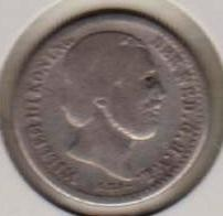 Münze > 10Cent, 1849-1890 - Niederlande  - obverse