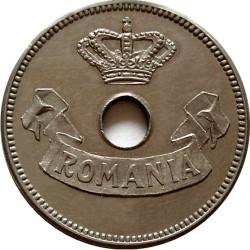 Монета > 10бань, 1905-1906 - Румыния  - obverse