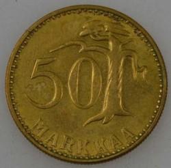 Münze > 50Mark, 1956 - Finnland  - reverse