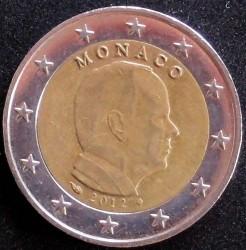 Moneda > 2euros, 2009-2017 - Mónaco  - obverse