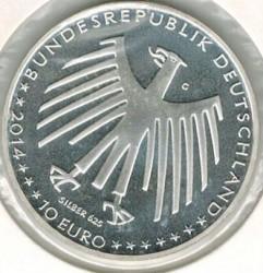 Moeda > 10euro, 2014 - Alemanha  (Contos de Grimm – Hansel e Gretel) - obverse