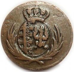 Монета > 1грош, 1810-1814 - Польша  - obverse